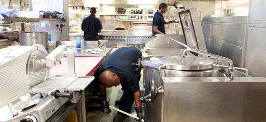 Qu nivel de limpieza tiene tu restaurante barra de ideas Metodos de limpieza y desinfeccion en el area de cocina