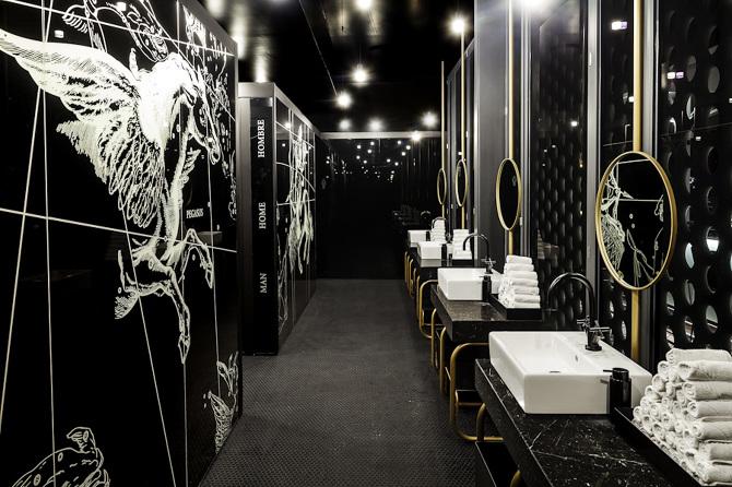Servicios del Restaurante Oneocean Club.