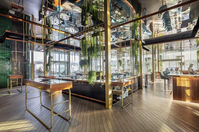 Restaurante Oneocean Club