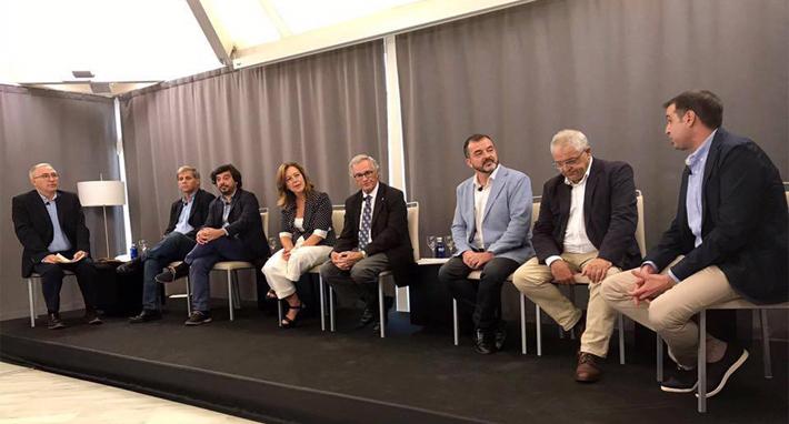 El Conflicto De Las Terrazas En Barcelona A Debate Barra