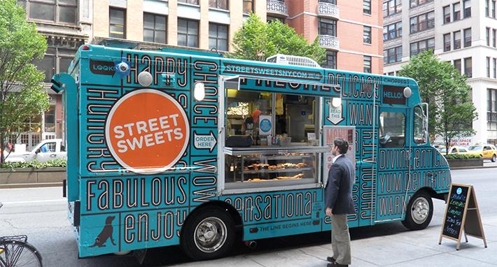 adaptada food truck