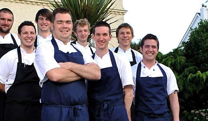 equipo restaurante