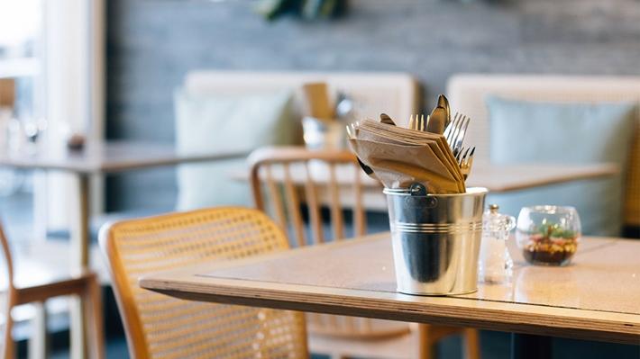 Mesa-Restaurante franquicia