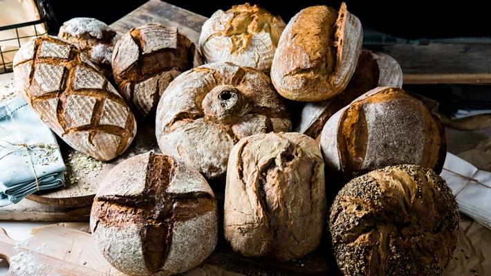 Pan elemento esencial para tu menú