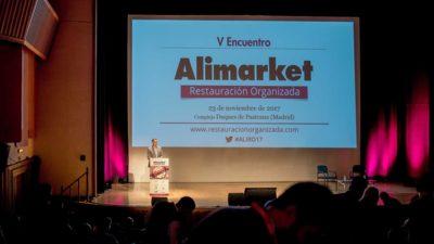 Alimarket  V Encuentro Restauración Organizada