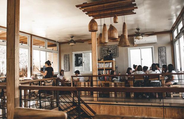 expansión en restaurantes