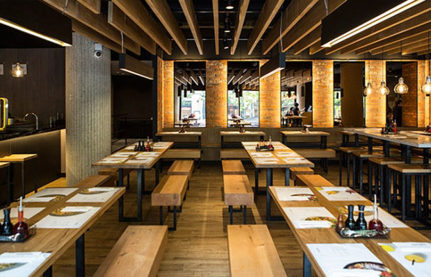 Tendencias en restaurantes Fast Casual