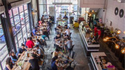 Incrementar resultados restaurantes