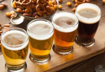 cerveza consumo restaurantes