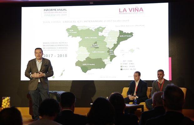 Juan José Blardony director general de la Asociación de la Hostelería de Madrid