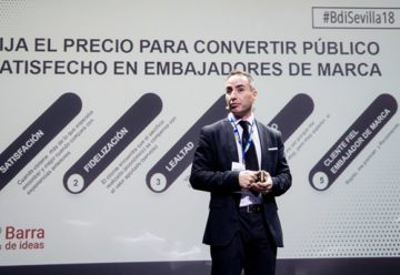 Juanjo Martinez, Barra de Ideas