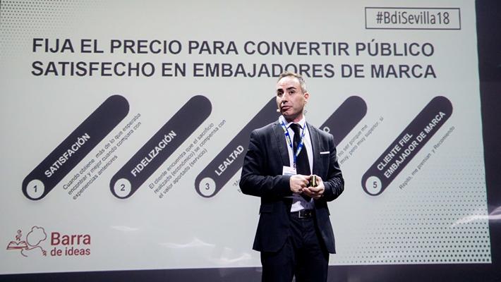 Juanjo Martinez, Barra de Ideas