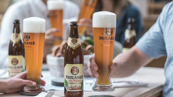 cervezas Paulaner