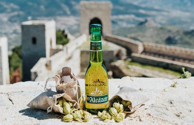 Cerveza El Alcázar