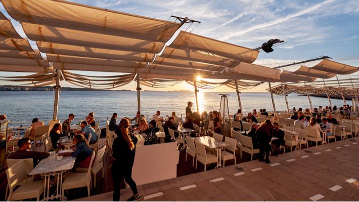 Ibiza restaurante