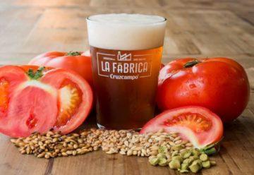 Cerveza gazpacho