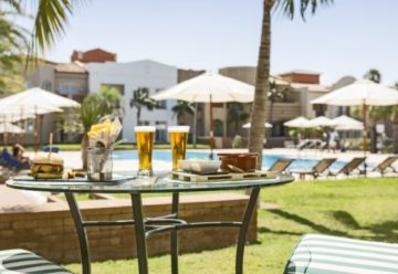 piscina Hotel Marriott Denia la Sella
