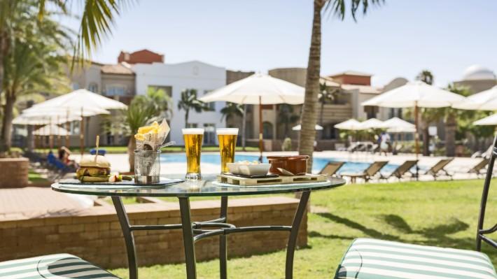 piscina Hotel Marriott Denia la Sella