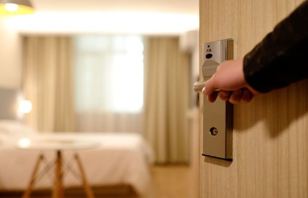 hoteles cedidos para ser hospitales