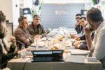 mesa redonda F&B Hotelero