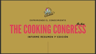 the cooking congress