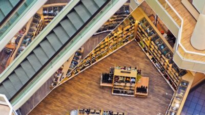 supermercados retail