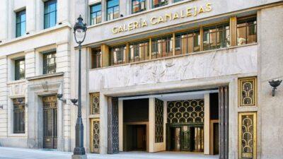 Food Hall de Galería Canalejas