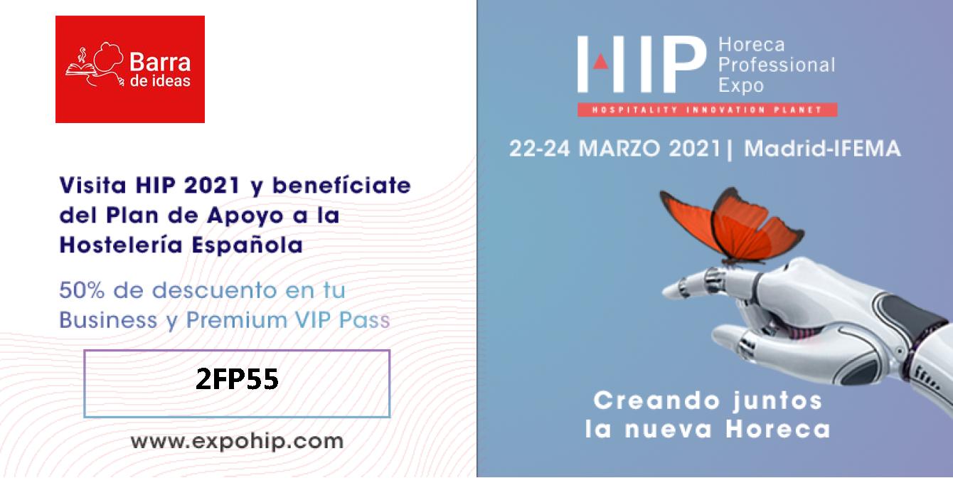 HIP BARRA DE IDEAS