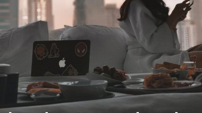 desayuno de hotel